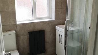 Princes Road Bathroom Refurb