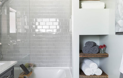Houzz Call: Tell Us About Your Bathroom Remodel!