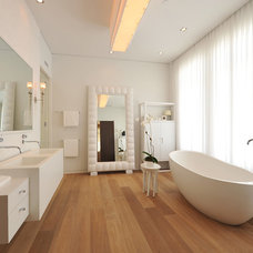 Contemporary Bathroom by Leighton Design Group