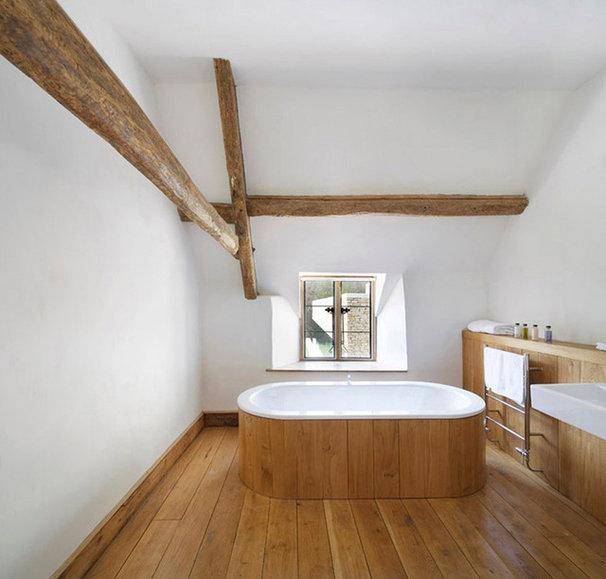 Modern Bathroom by Found Associates