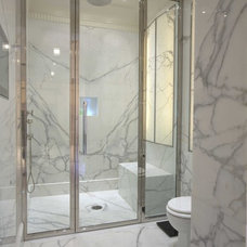 Traditional Bathroom by Stone Federation Great Britain