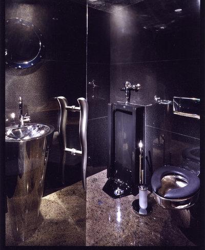 Attractive Modern Bathroom By Nigel Walker And Associates Inc