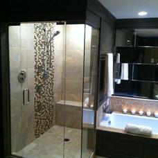 Contemporary Bathroom by Studio Grey