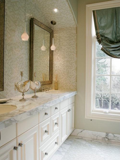Tile Mosaic Backsplash Home Design Ideas Pictures Remodel And Decor