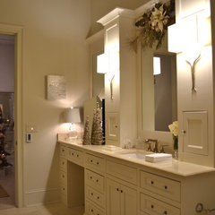 traditional bathroom by RJ Elder Design