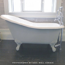 Traditional Bathroom by Wall Morris Design