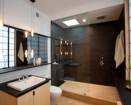 Asian Style Bathroom Home Design Ideas Pictures Remodel And Decor