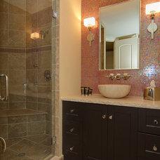 Contemporary Bathroom by Meyer Design
