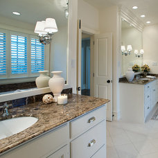 Traditional Bathroom by McIntyre Capron & Associates,