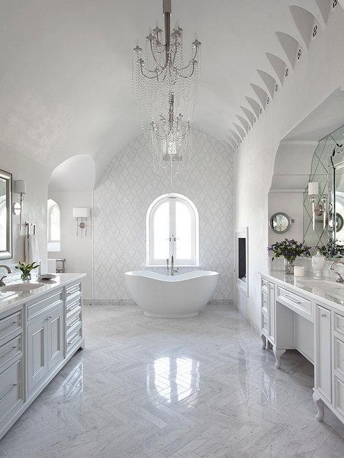 Mediterranean Bathroom Design Ideas Renovations Amp Photos