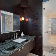 Contemporary Bathroom by BUILD