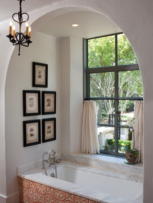 Tile Bathtub Surround Houzz