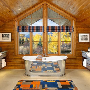 Private Residence, Wyoming