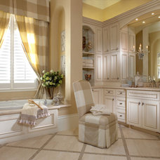 Traditional Bathroom by Pacifica Interior Design