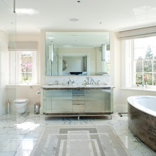 Contemporary Bathroom by Greenleaf Lighting Ltd