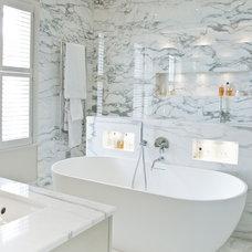Contemporary Bathroom by Harriet Forde Design Ltd