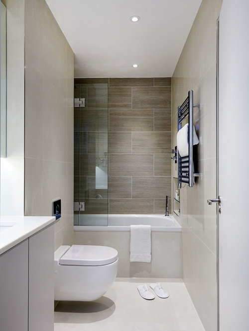 Contemporary ensuite bathroom design ideas renovations for Contemporary ensuite bathroom design ideas