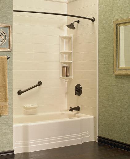 Traditional Bathroom by Bath Fitter Oshawa & Surrounding Area