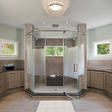 Contemporary Bathroom by CARNEMARK