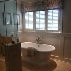 Traditional Bathroom by Stony Point Construction Co., Inc