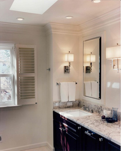 Traditional Bathroom by J.A. Smith Construction & Design Studio