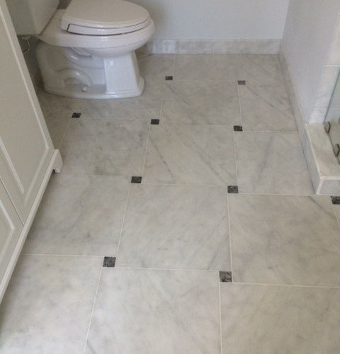 SaveEmail  Carrara Tiles. Carrera Marble Bathroom Ideas  Pictures  Remodel and Decor