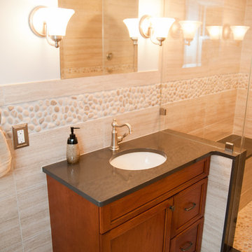 Projects: bathrooms designed by the Design Build Pros