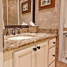 Traditional Bathroom by Inspirational Kitchens By Design
