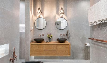 Specchio & Lavabo in Bagno: 20 Foto per Scegliere con Gusto