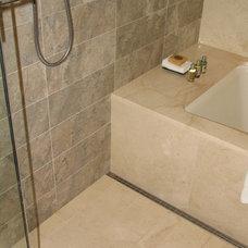 Contemporary Bathroom by Quick Drain USA