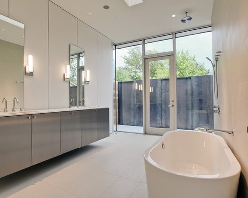 Best Open Shower Stall Design Ideas Remodel Pictures Houzz