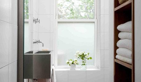 Organizzazione bagno piccolo: soluzioni salvaspazio in bagno: 7 idee