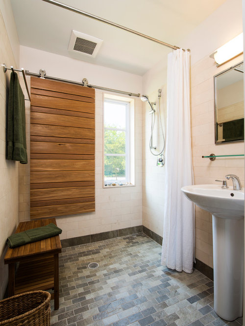 bathroom tiles design photos barn door with window houzz 16864