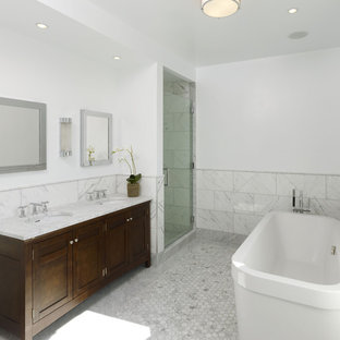 freestanding vanity houzz 13372