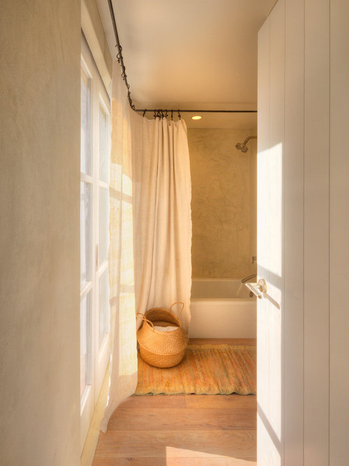 Curved Curtain Rod | Houzz