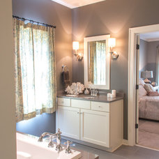 Transitional Bathroom by Signature Homes