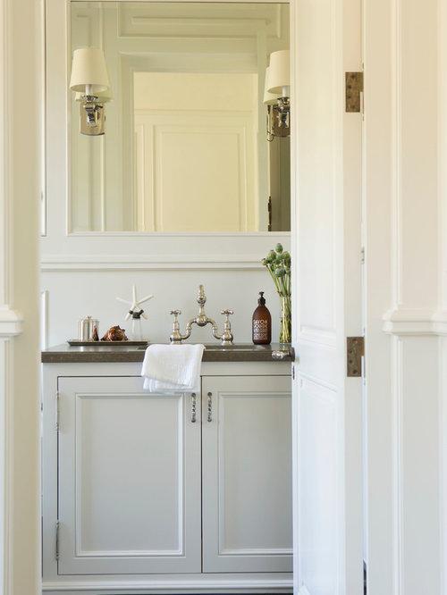 Provence bathroom design ideas remodels photos for Provence bathroom design