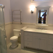 Traditional Bathroom by Cypress Design Co.