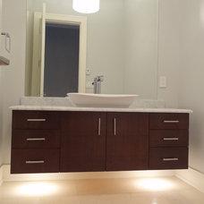 Modern Bathroom by Armadio Kitchen & Bath Ltd.