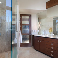 Contemporary Bathroom by Manchester Architects, Inc.