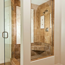 Mediterranean Bathroom by Pacific Shoreline GC & Design