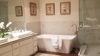 Family Bathroom Gem of a Remodel