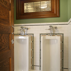 Craftsman Bathroom by Carisa Mahnken Design Guild