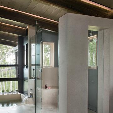 Puesta Del Sol - High Mountain Contemporary Home