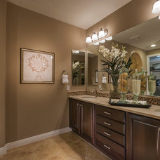 Traditional Bathroom by Christopher Bowden Photography, LLC
