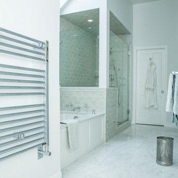 Purchase, New York Master Bath