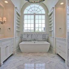 Traditional Bathroom by Coats Homes
