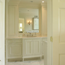 Traditional Bathroom by Structures, Inc.