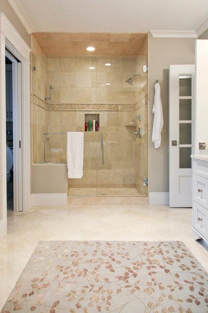 Traditional Bathroom by Dwellings