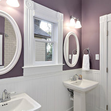 Traditional Bathroom by Avenue B Development